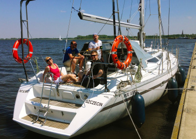 sternik jachtowy szkolenie
