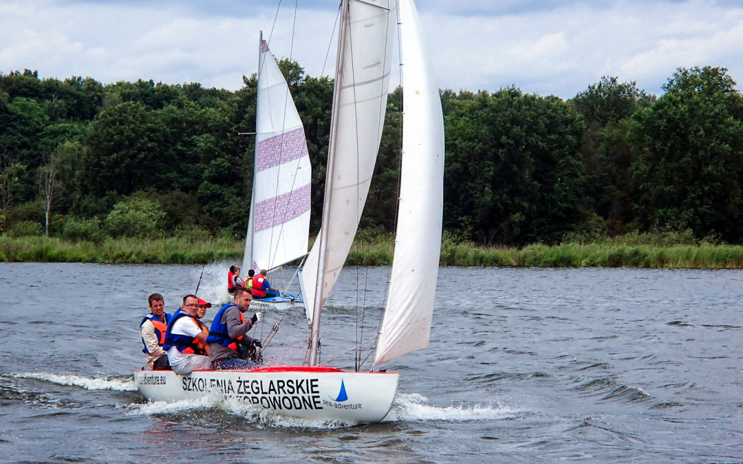 Szkolenie żeglarskie Poznań & Swarzędz