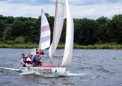 szkolenie żeglarz jachtowy