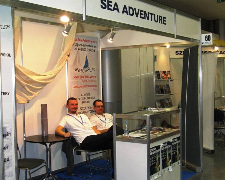 BOATEX 2016, czyli ekipa Sea Adventure na targach!