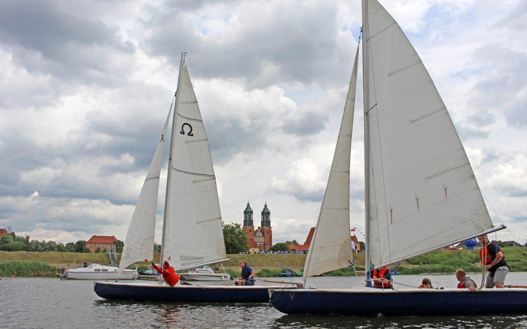 Rekreacyjno – turystyczne Regaty Żeglarskie Rzeczny Match Racing – galeria